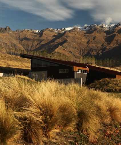 Amisfield Winery, Central Otago, Lake Hayes, New Zealand