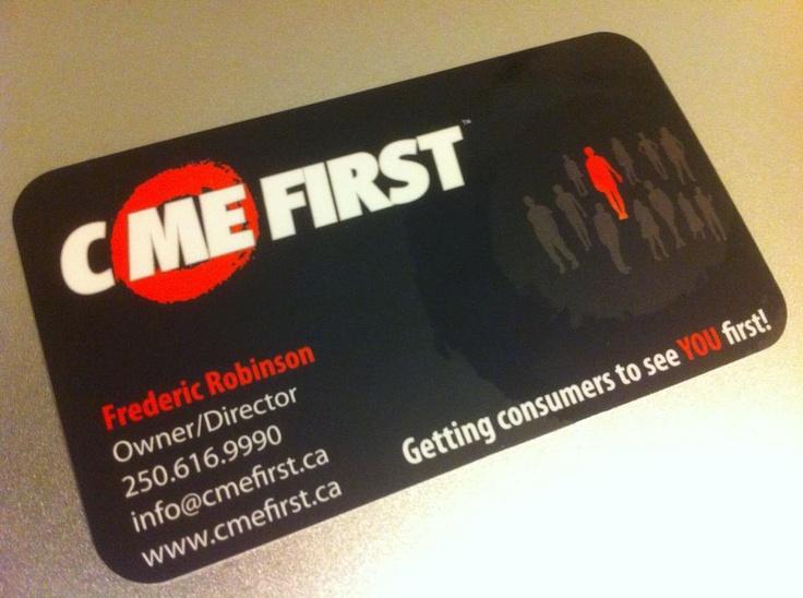 Vancouver Island Business Profiles - Nanaimo's C Me First