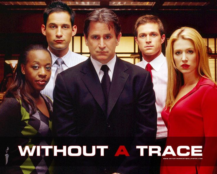 Without A Trace (TV Series) Season 1