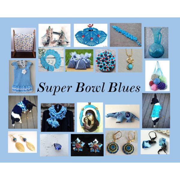Super Bowl Blues: Original Etsy Gifts
