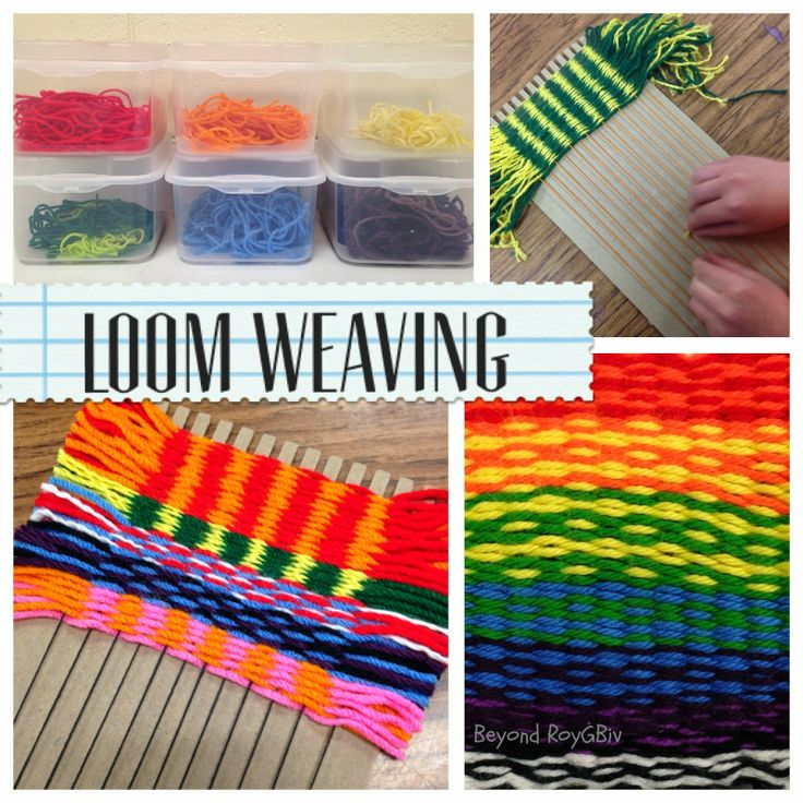 5 Tips to Get Started WEAVING