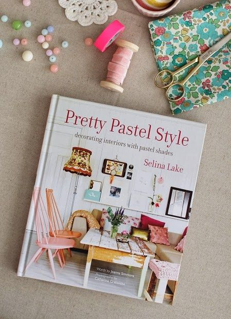 Pretty Pastel Style featured on cafe noHut