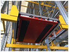 Impianto con Mini Double da 2736 postazioni pallet realizzato con scaffalatura tipo drive-in prodotta dalla BFTM; l'impianto è costituito da 152 corsie per il carico di 18 UDC ciascuna (1200x800) in profondità. Ogni UDC potrà avere un peso max pari a 1500Kg/cad; l'impianto quindi ha una capacità di stoccaggio massima complessiva pari a 4104 tonnellate.