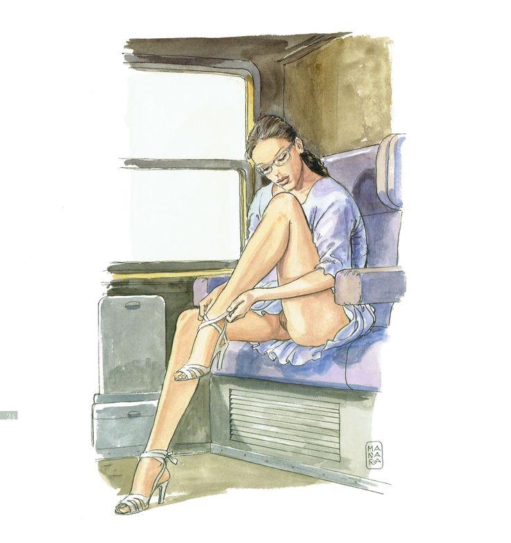 Milo Manara - Veneri di Milo, 24