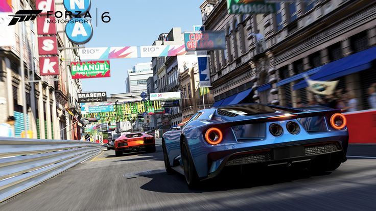 Backgrounds High Resolution: forza motorsport 6 picture - forza motorsport 6 category