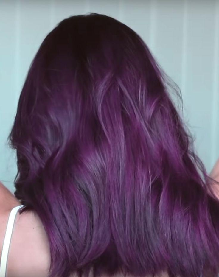 What Happens If You Use Purple Shampoo On Dark Hair
