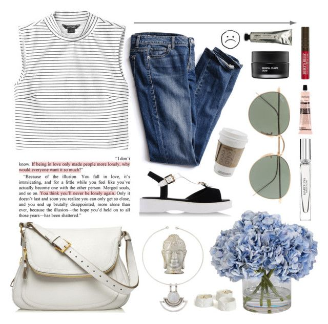 Death Before Decaf by amadewi on Polyvore featuring polyvore, fashion, style, Monki, Victoria's Secret, F-Troupe, Pamela Love, J.Crew, Burt's Bees, Marchesa, L:A Bruket, Aesop, Koh Gen Do, Ethan Allen, Emissary, DwellStudio and Tom Ford