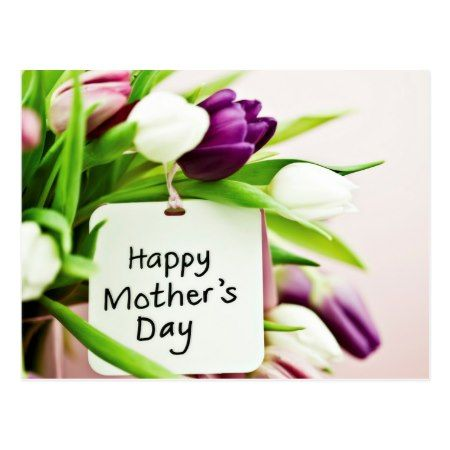 Happy Mother's Day Postcard - tap to personalize and get yours
