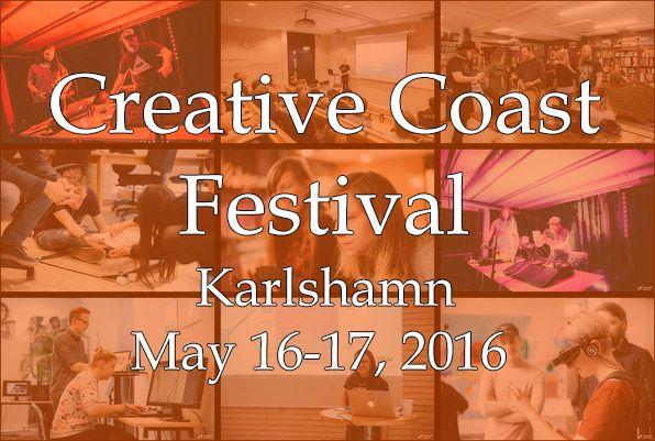 Creative Coast 2016