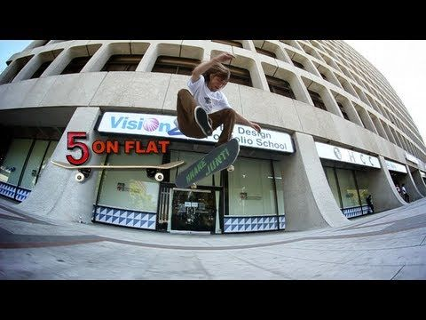 5 On Flat With Bryan Herman