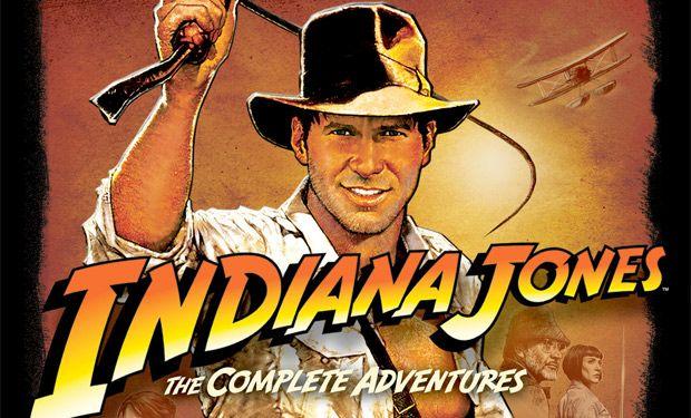 Indiana Jones, The Complete Adventures