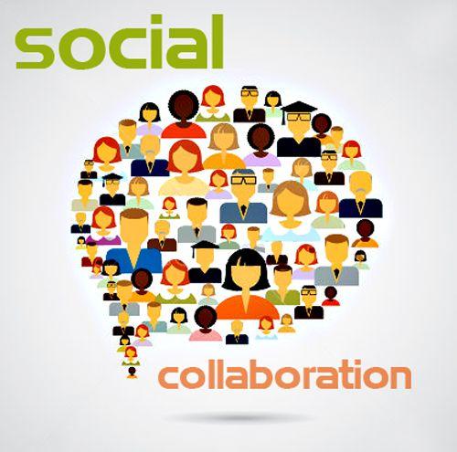 Come cambiano le organizzazioni: la Social Collaboration! #social #collaboration aziende www.insocialmedia.it