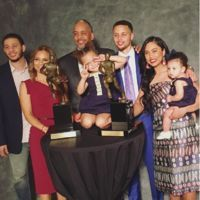 The Curry Family, better known as Stephen Curry's family is currently the most popular NBA...