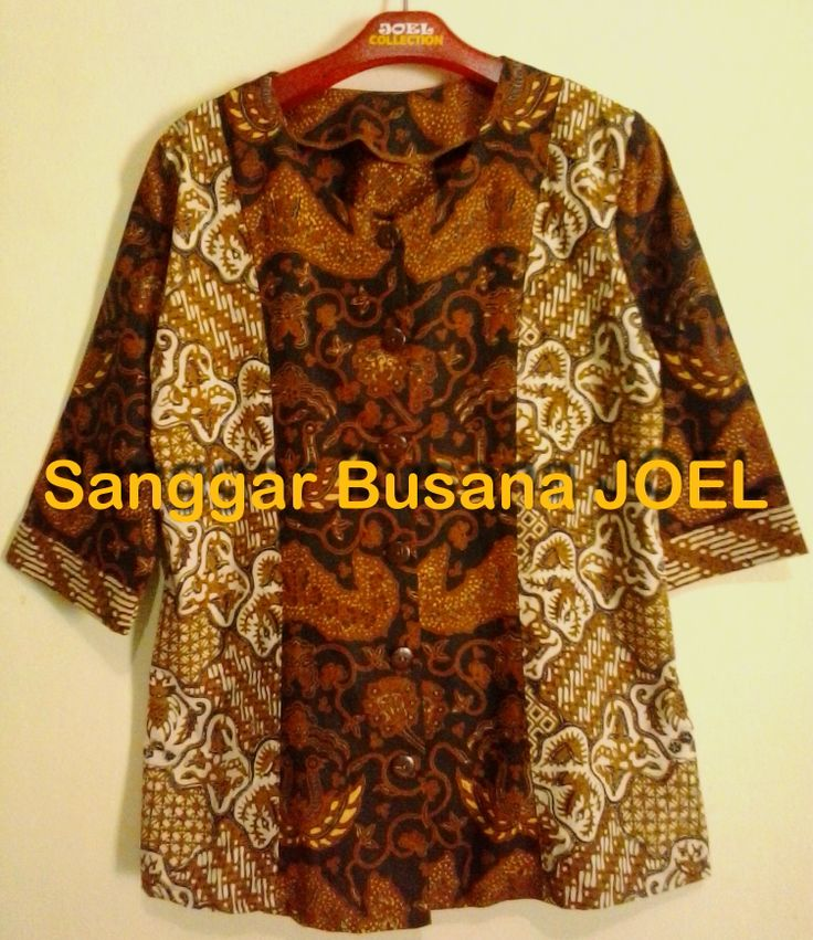 More than just a Batik....