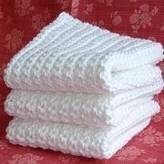 Directions for Crocheting Dishcloths | eHow