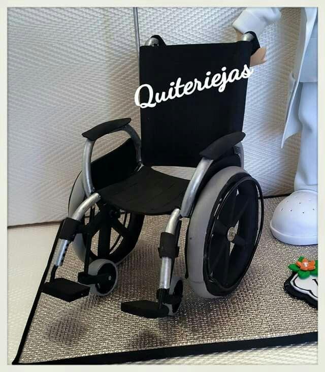 Silla de ruedas goma eva pinterest - Goma espuma para sillas ...