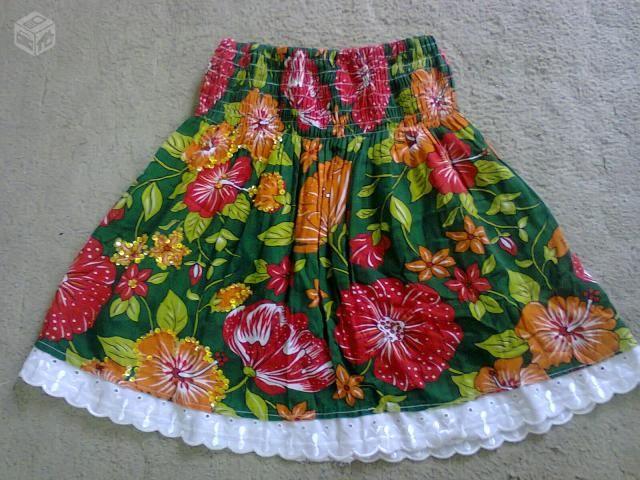 Blusa de Chita para o Carnaval, veste M - R$8