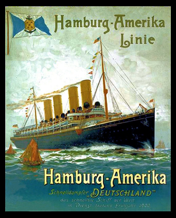 Hamburg Amerika Line