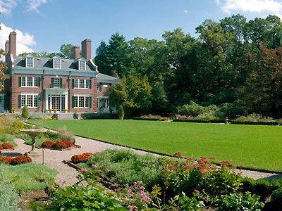 The Bradley Estate Is A Beautiful Wedding Venue In Canton Ma