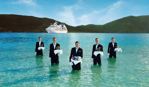 Tagoo: My blog - Mariage spécial génial sur navire de croisière