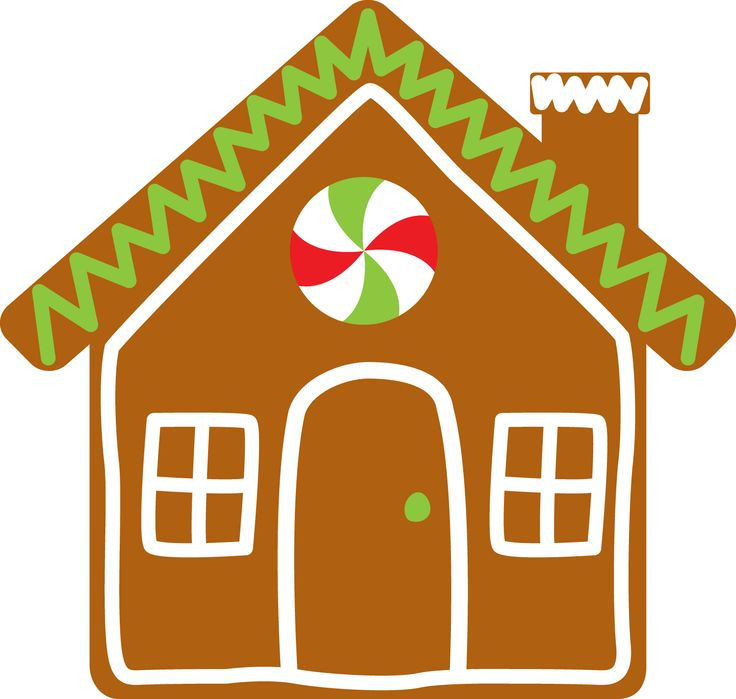 free gingerbread house clipart - photo #46