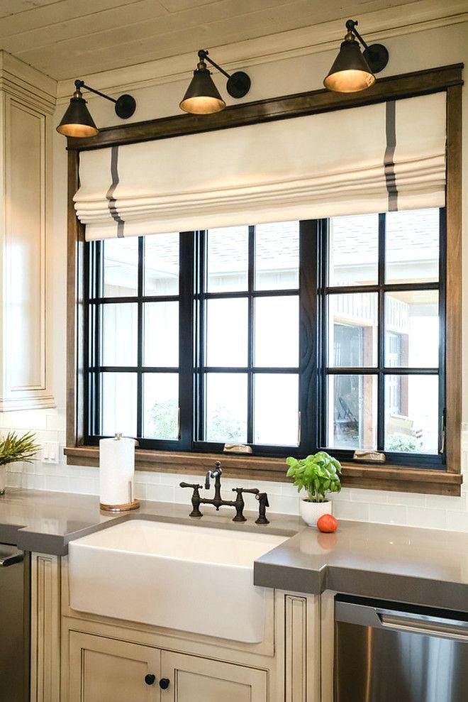 Large Kitchen Window Lovable Window Treatments For Large Kitchen