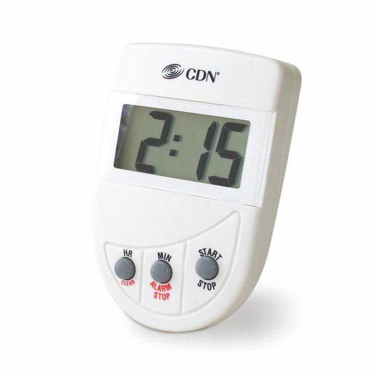 Personal Edge : CDN 88TM4 Loud Alarm Timer
