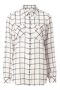No.15 Longline Shirt #witcherywishlist
