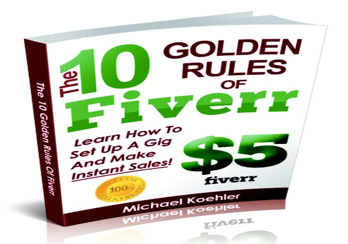 riulaki: give you The Ten Golden Rules of Fiverr for $5, on fiverr.com