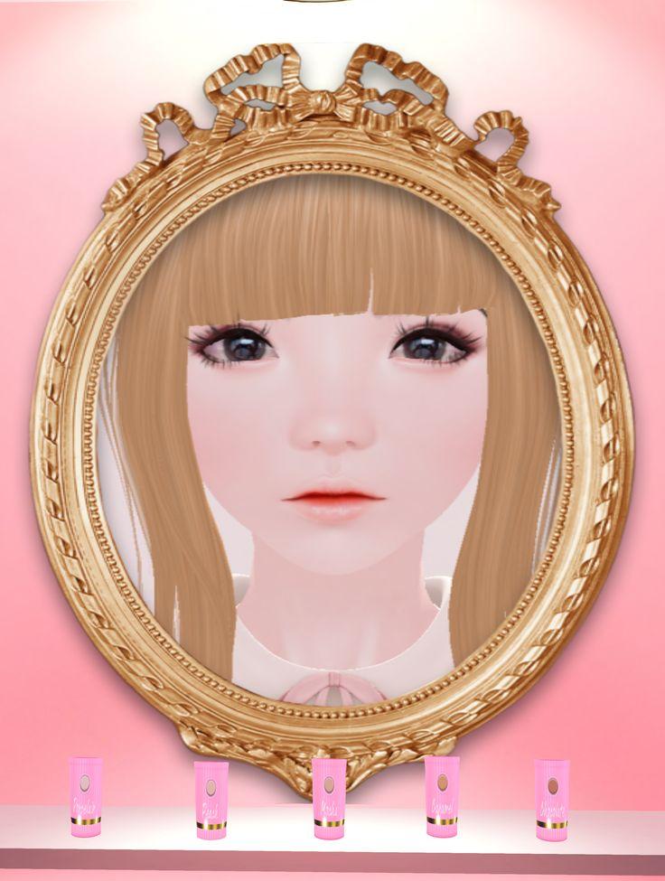 Enfer Sombre TSU/YUI Skin - Sakura $400L http://maps.secondlife.com/secondlife/The%20Emporium/155/183/490