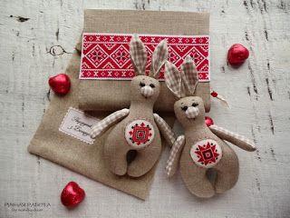 Ручная работа by natulja-best: Белорусская вышивка / Belarusian embroidery