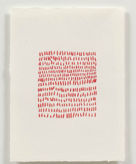 Thread on Paper by Emily Barletta