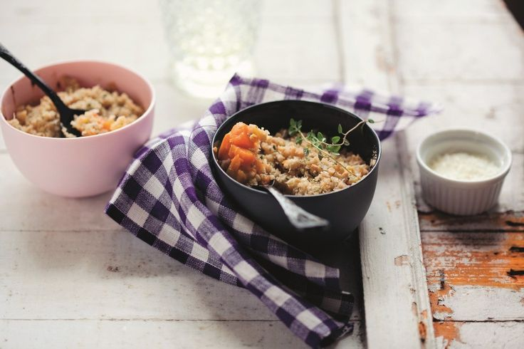 Celery Root, Sweet Potato + Quinoa Crumble - I Quit Sugar