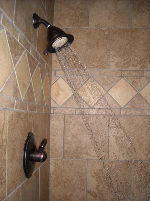 More Shower Tile Part 74