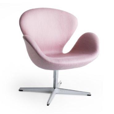 Arne Jacobsen 3320 design SVANEN - (SVAN-chair)