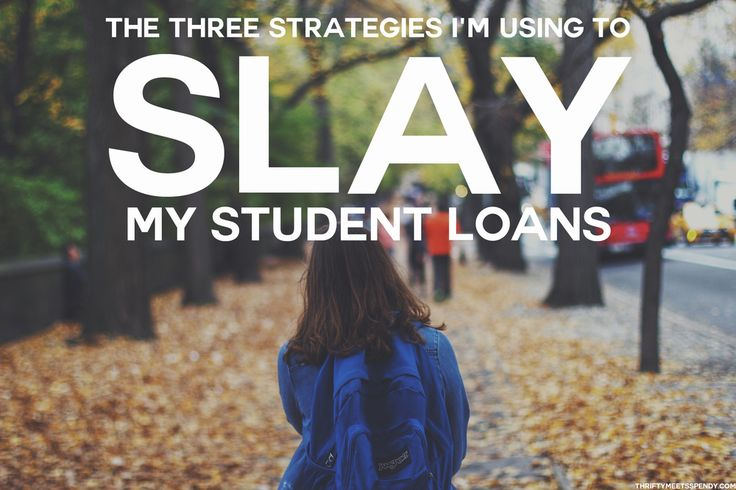 I'm paying off my student loans in 3 years. Here are my three strategies to SLAY.