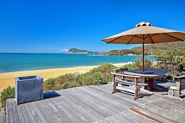 The Beach House | Pearl Beach, NSW | Accommodation