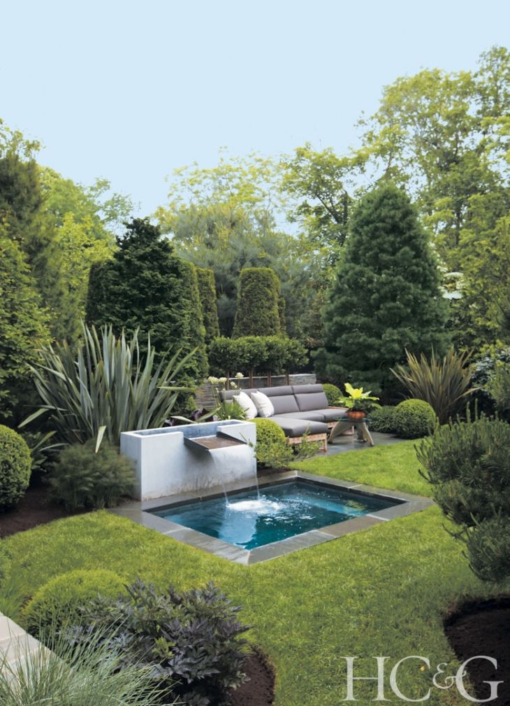 Tour an Architectural Garden Inspired Home in