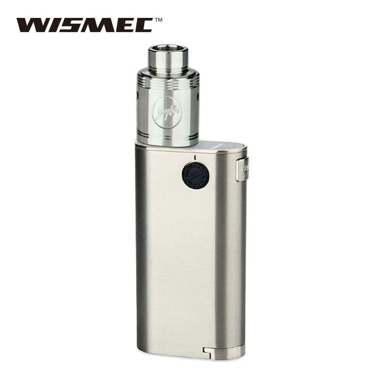 We are very impressed with the great flow brought by the WISMEC NOISY CRICKET II KIT, including the Noisy Cricket II 25 Box Mod with multiple circuit protection and the Wismec Neutron RDA with replaceable atomizer base!