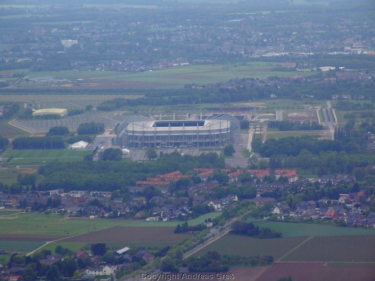 pictures of moenchengladbach | Mönchengladbach - Stadion Mönchengladbach - Foto