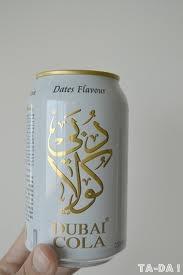 Dubai Cola.