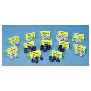 "CANE TIP 7/8"" BLACK T10078BAUDR SCHOLLS AND LOMB 1 PAIR by ESSENTIAL MEDICAL *** by ESSENTIAL MEDICAL ***. $3.06"