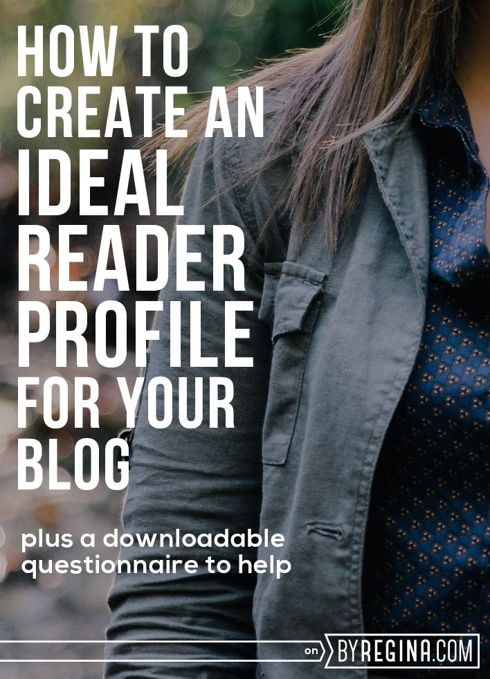 We're going to follow a 2-step process to create an ideal reader profile for your blog. Why? Because you DEFINITELY want to know who you're talking to every single time you sit down to write, or create a Pin, or record a video, or create a product for your your blog. If you've ever taken …