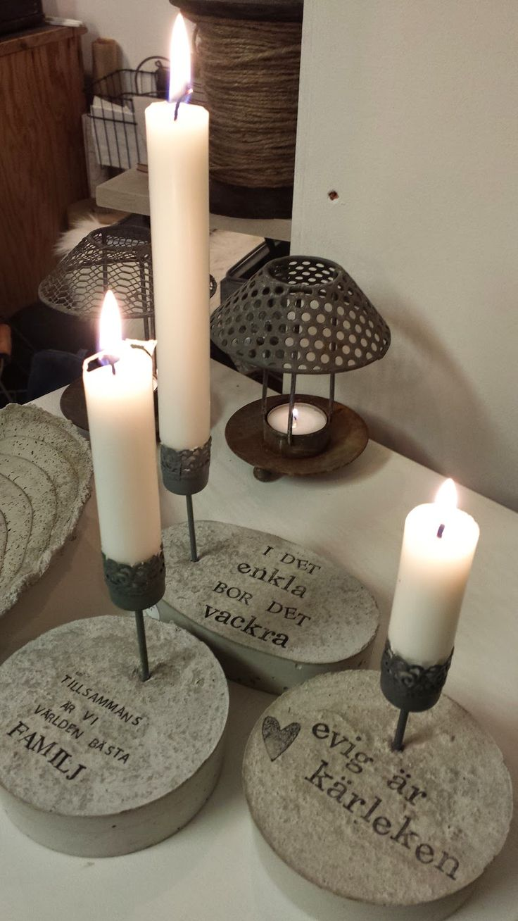 Best 25 Candle Holders Ideas On Pinterest Rustic