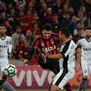 Atlético Paranaense e Botafogo empatam jogo sem inspiração na Arena