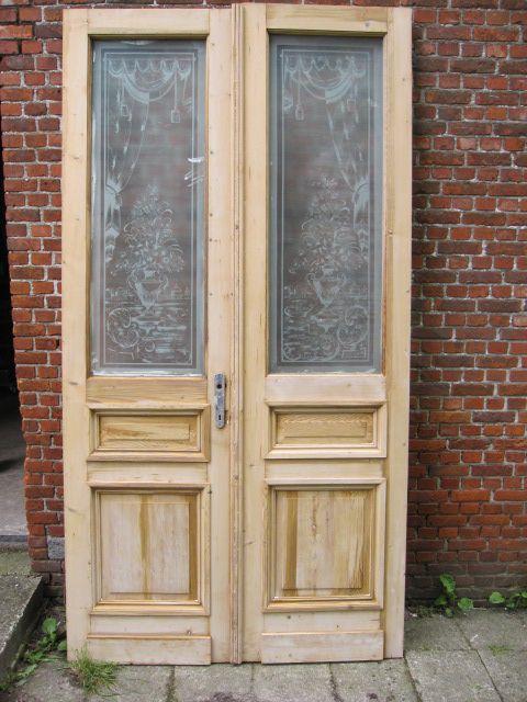 Binnendeuren Dubbel250 5hx132 5br Set Dubbele Deuren