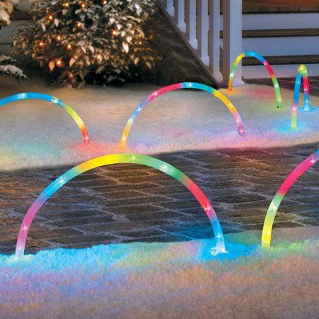 Led Pathway Christmas Lights