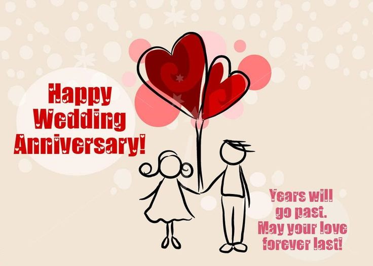 Hy Wedding Anniversary