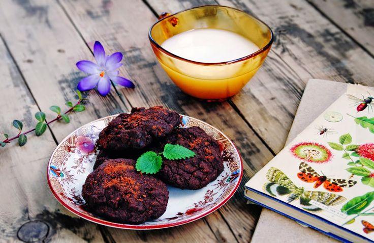 Chokladkakor med Svarta Bönor & Quinoamjöl