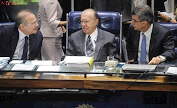PF conclui que Renan, Jucá e Sarney não obstruíram as investigações da Lava Jato